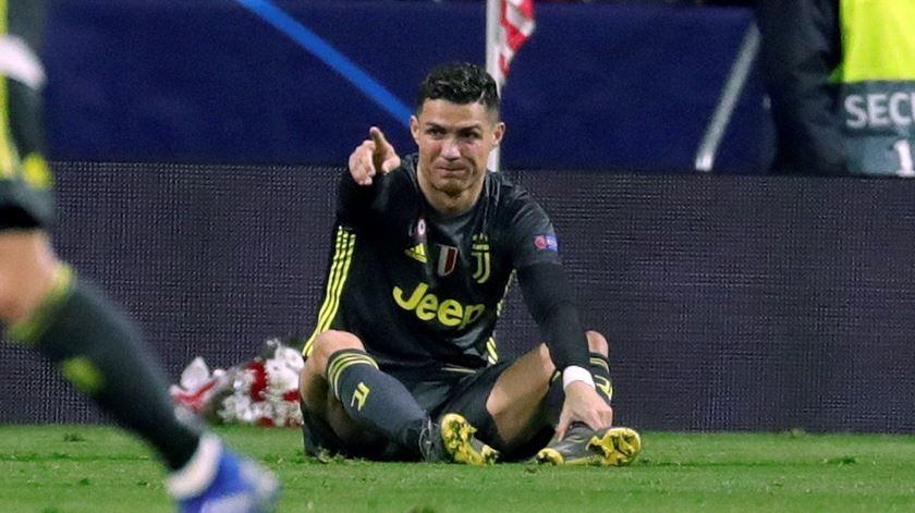 """Ronaldo provoca Atlético de Madrid: """"Eu tenho cinco Champions"""""""