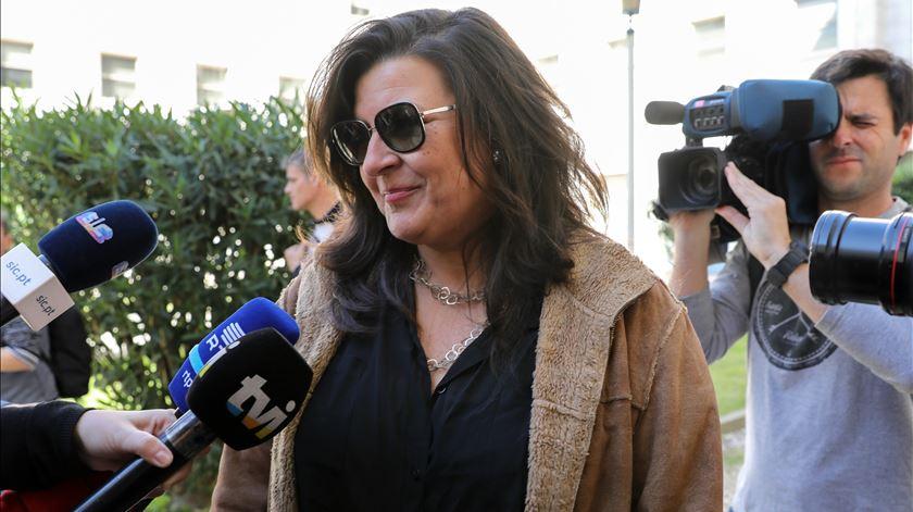 """Operação Marquês. Advogado diz que ex-mulher de Sócrates é """"turista acidental"""" no caso"""