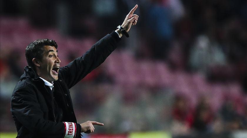 """Luís Filipe Vieira: """"Bruno Lage será o treinador do Benfica na próxima época"""""""