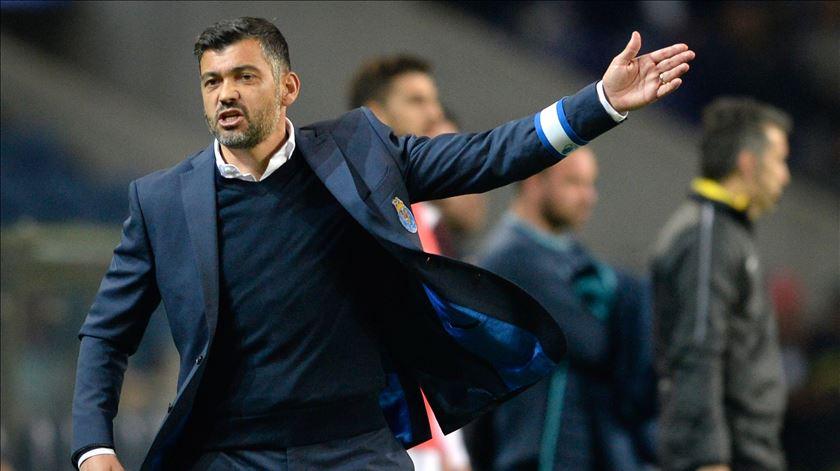 Sérgio admite que o sucesso da época depende da final da Taça