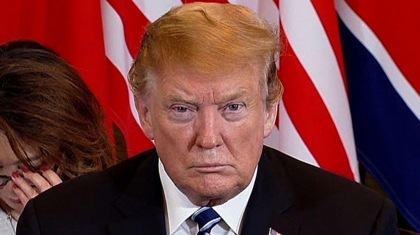 Trump não cede e cimeira termina sem acordo