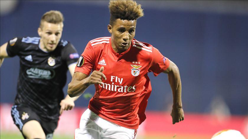 Gedson Fernandes convocado para a deslocação ao Moreirense