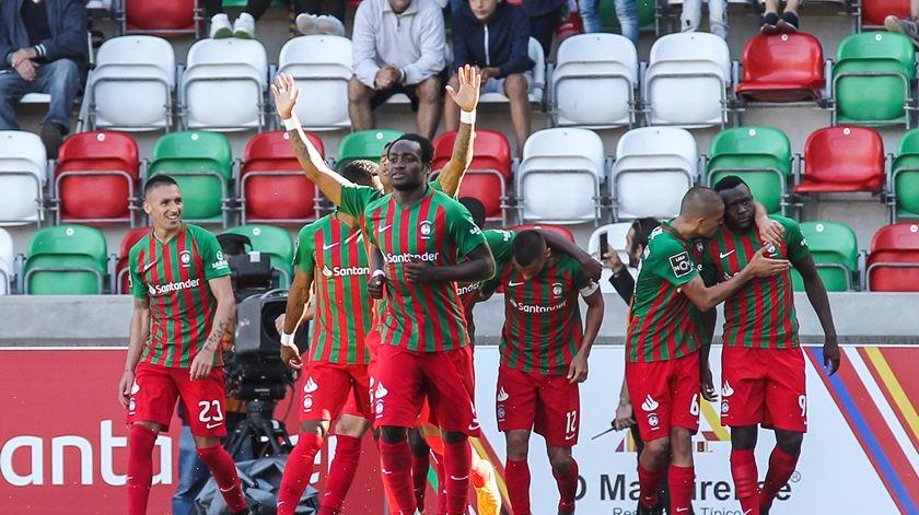 Avançado do Marítimo convocado para a seleção dos Camarões