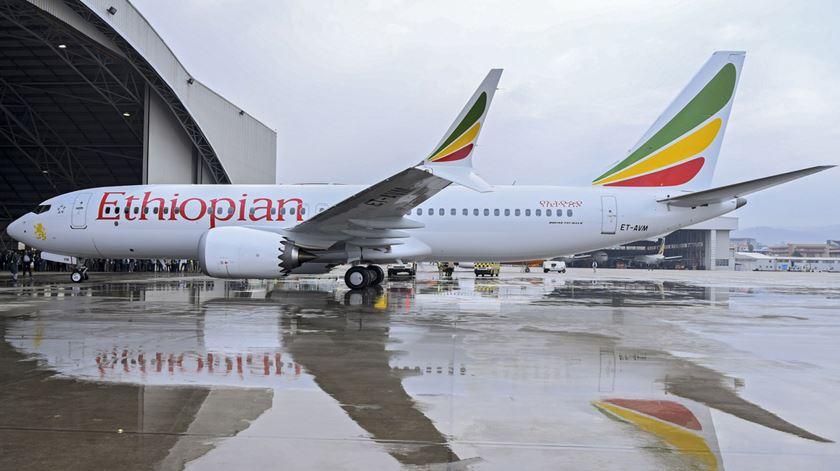 Piloto da Ethiopian relatou problemas com sistema de controlo e pediu para voltar para trás