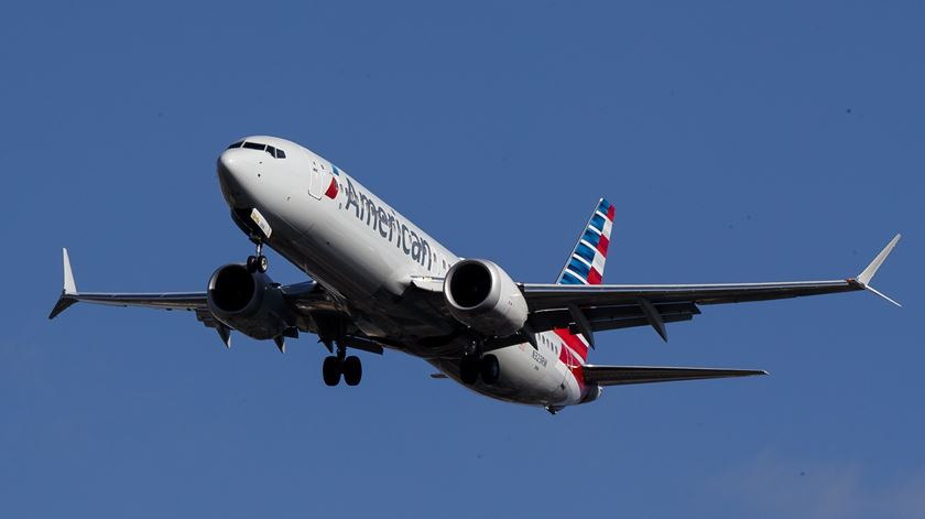Portugal antecipou-se três horas à interdição europeia do Boeing 737 MAX