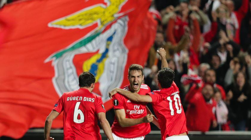 Ferro não pensa em sair do Benfica