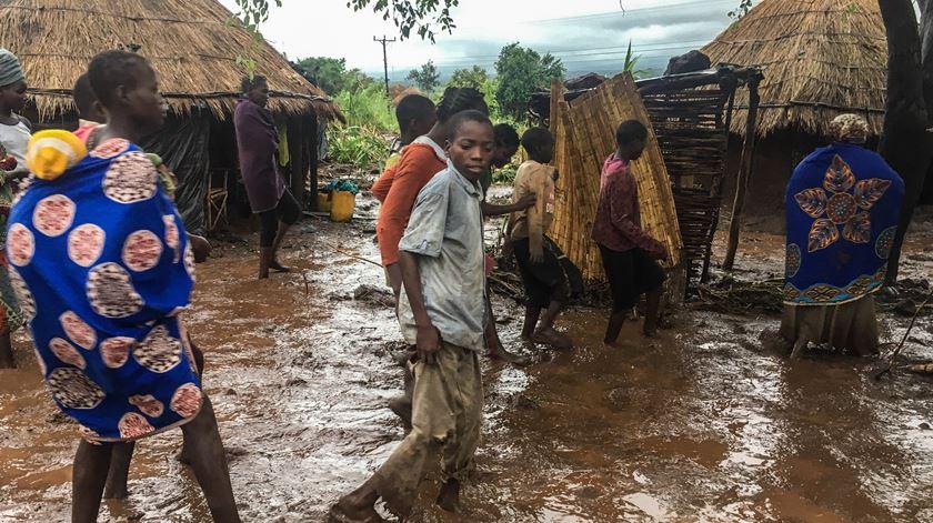 Ciclone Idai faz pelo menos 84 mortos e 1.500 feridos em Moçambique