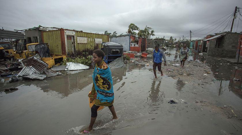 Subida da água do mar pode provocar 280 milhões de deslocados, alerta ONU