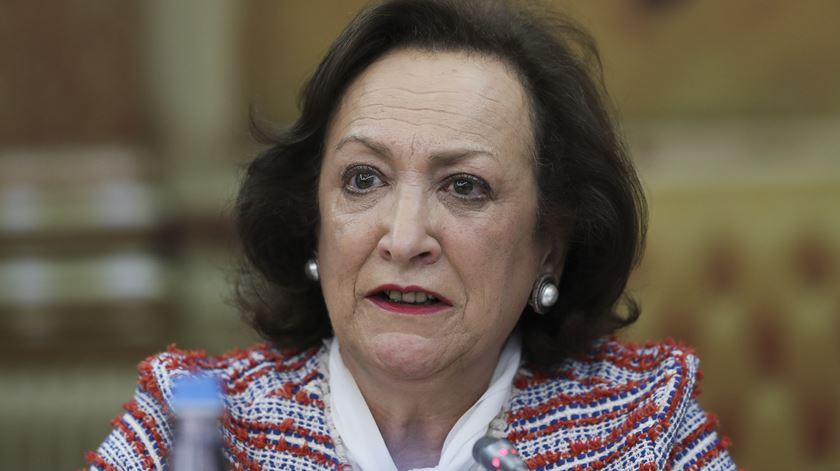 """Corrupção. Joana Marques Vidal diz que fez """"uma análise do que está à vista de toda a gente"""""""