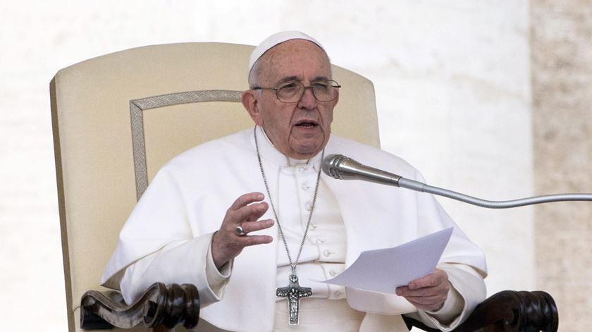 """Papa. Orgulho é a """"atitude mais perigosa"""" do cristão"""