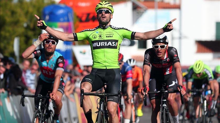 Ciclismo. João Rodrigues conquista Volta ao Alentejo