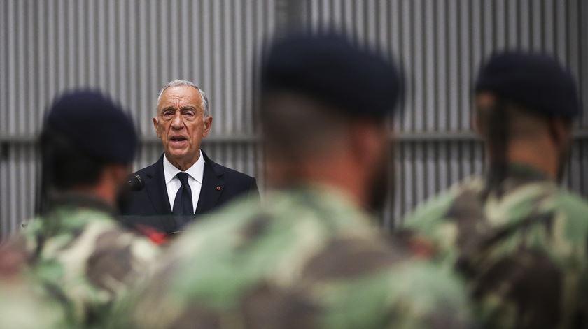 As imagens da despedida. Força militar de reação rápida já está a caminho de Moçambique