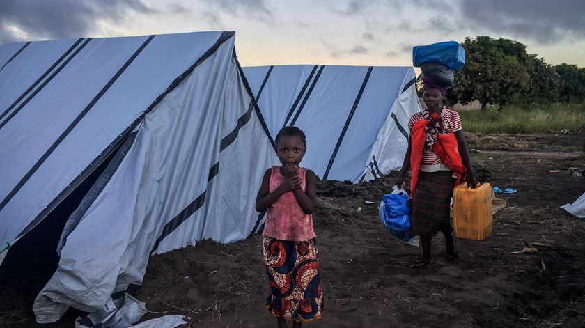 Chimoio foi, a par da Beira, uma das regiões mais afetadas pelo ciclone e pelas cheias. Foto: André Catueira/Lusa
