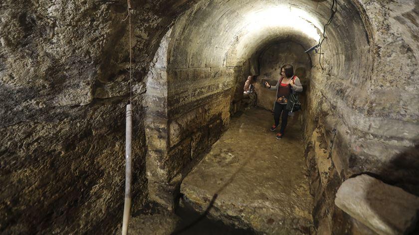 Quer visitar as galerias romanas? Em 2020 deixa de haver marcações prévias e filas