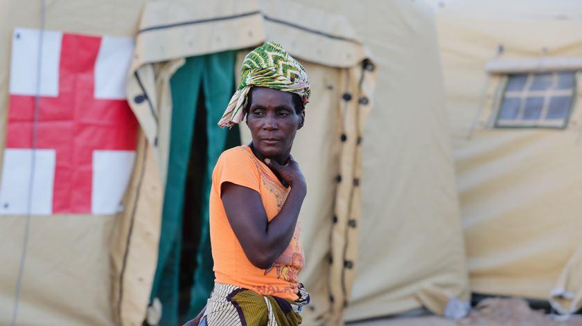 Posto médico de Munhava recebe cada vez mais pessoas com sintomas de cólera