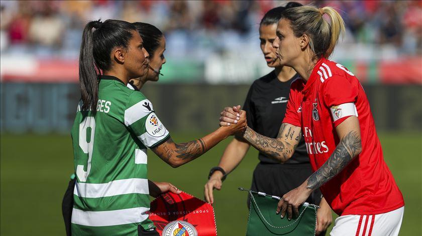 Benfica renova com a capitã da equipa feminina