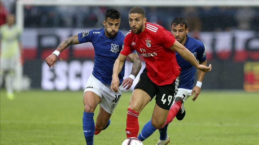 Taarabt quer afirmar-se no Benfica na próxima época