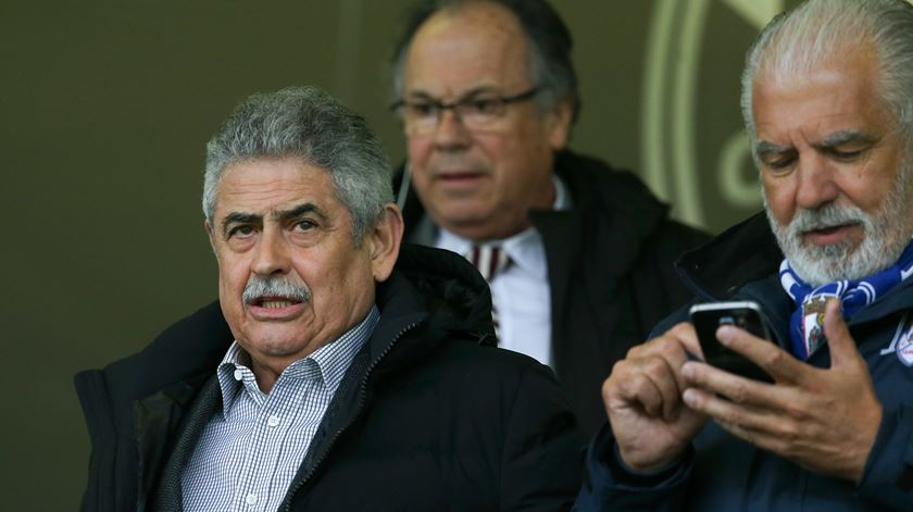 Vieira tentou agredir sócio em assembleia geral do Benfica