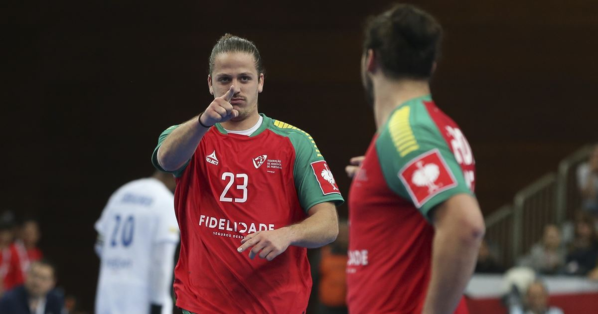 "Portugal want to surprise in ""demanding"" group at handball European"