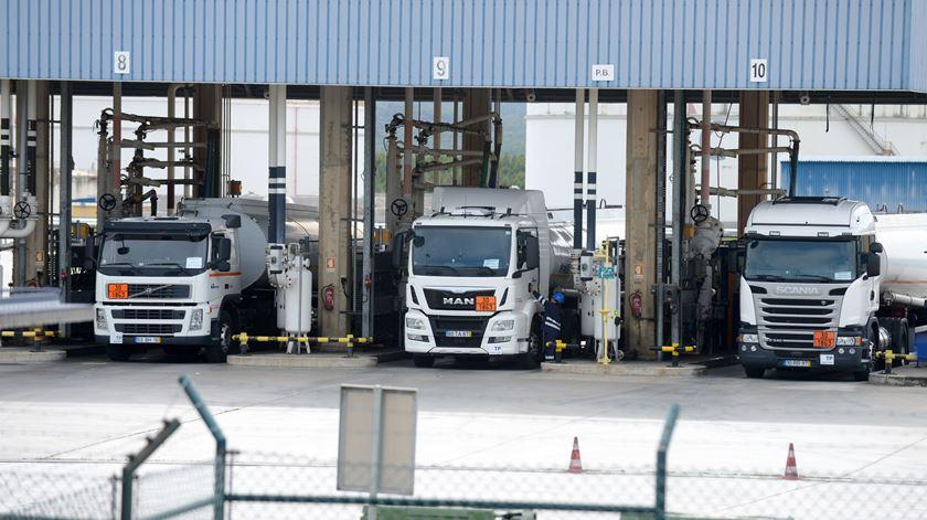 Camiões a gás natural emitem mais óxido de azoto que camiões a gasóleo