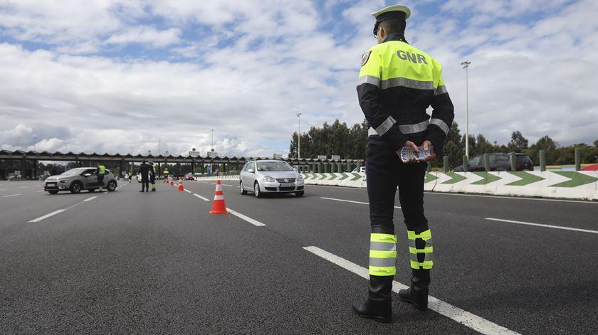 Operação Natal da GNR regista seis mortos nas estradas