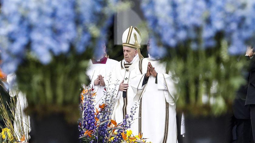 """Papa condena atentados no Sri Lanka e lamenta as """"vítimas de uma tão cruel violência"""""""
