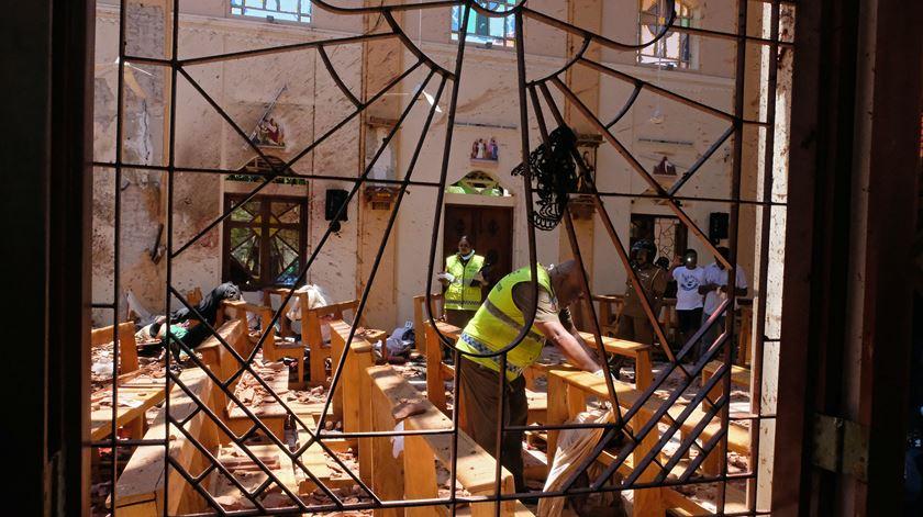 Muçulmanos condenam ataques contra igrejas no Sri Lanka