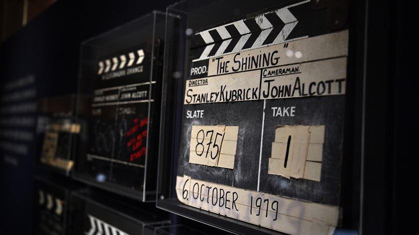Filmes de Kubrick ganham nova vida em exposição em Londres