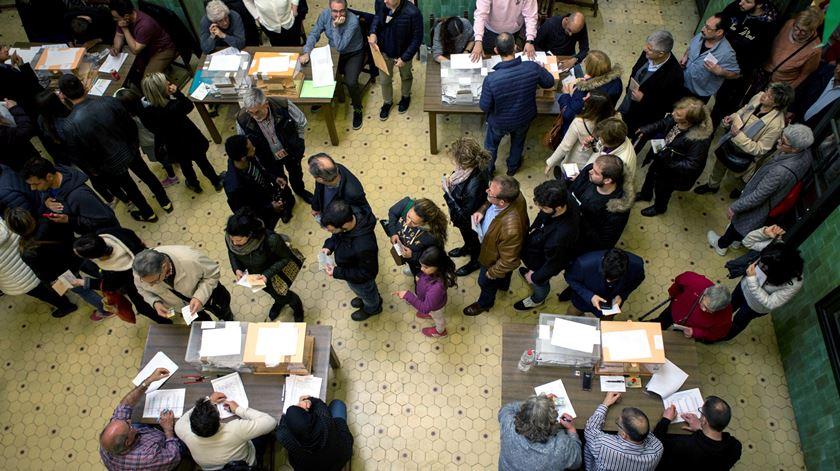 É oficial. Espanha volta às urnas a 10 de novembro