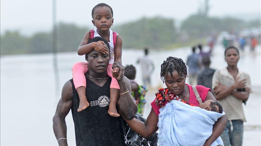 Ciclone Kenneth. Declarada epidemia de cólera no Norte de Moçambique
