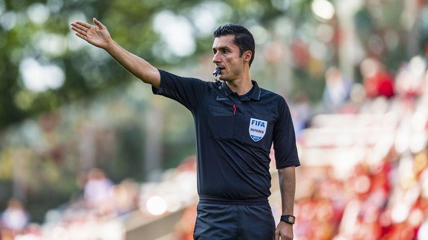 Moreirense-Sporting com arbitragem de Tiago Martins