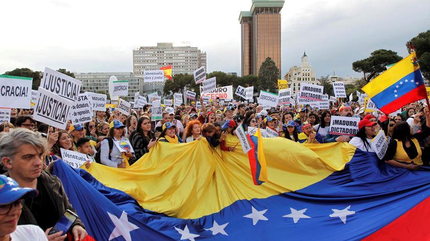 """""""O sofrimento humano não é uma arma política"""". ONU vai avançar com plano de ajuda à Venezuela"""