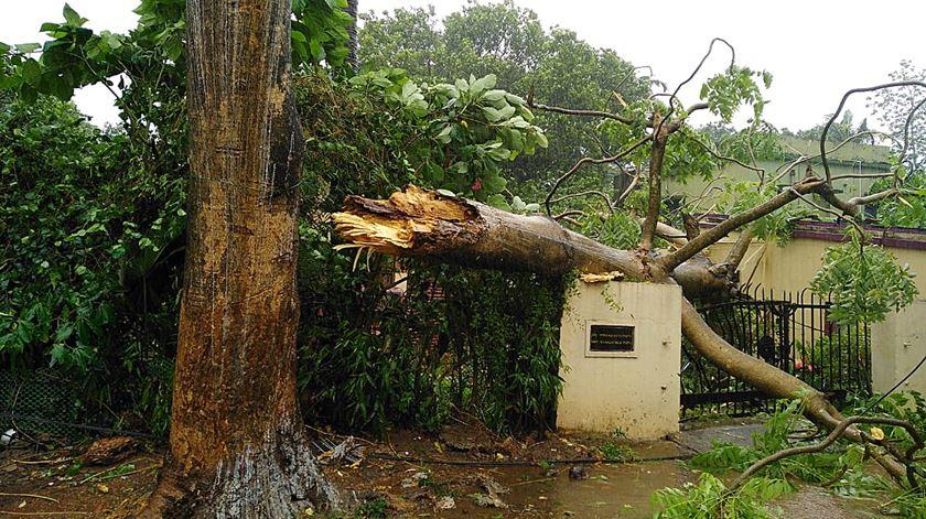 Índia atingida pelo ciclone mais forte dos últimos 20 anos