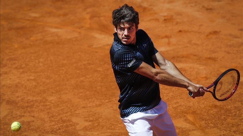 João Domingues falha acesso ao quadro principal de Roland Garros