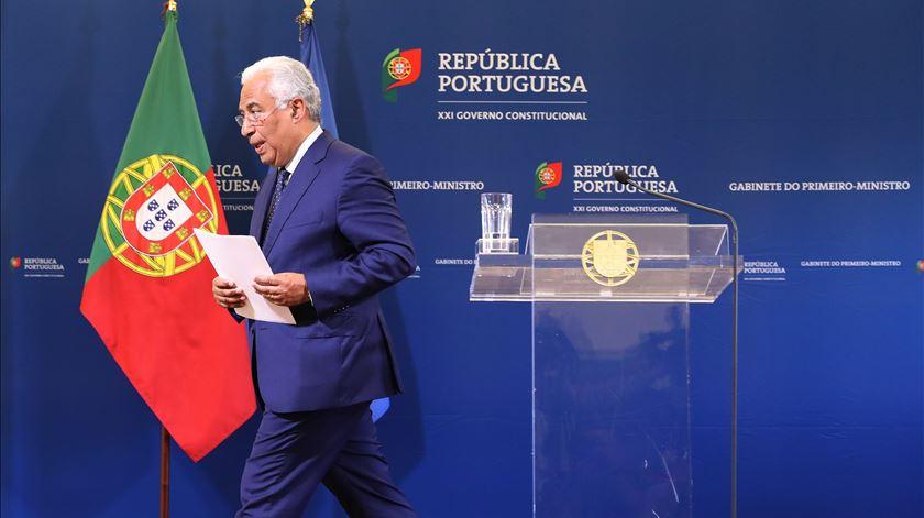 """Costa, """"o grande vencedor de uma semana muito triste"""""""