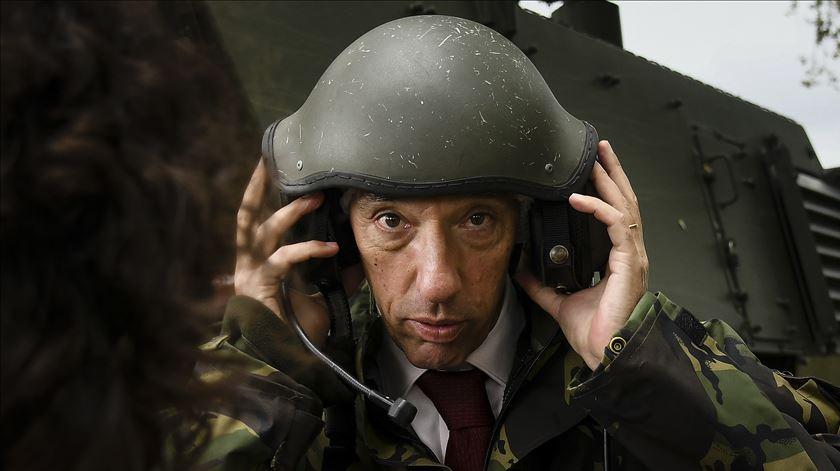 """Ministro da Defesa não tem """"nenhum ajuste em mente"""" quanto à PJM"""