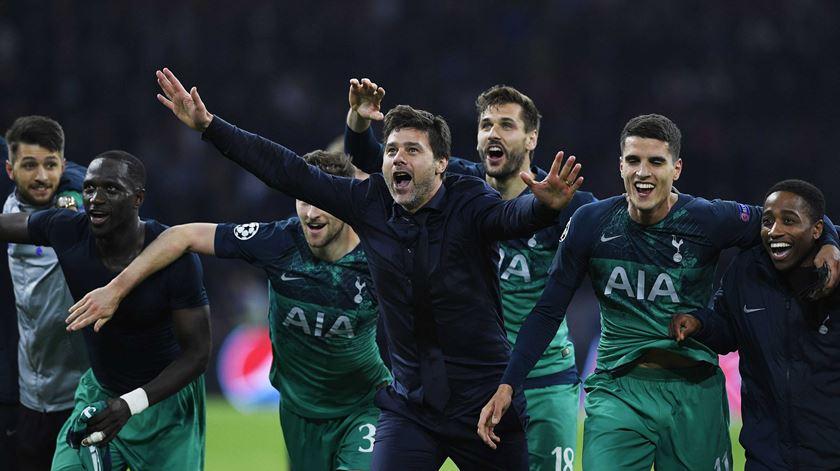 Tottenham despede Pochettino