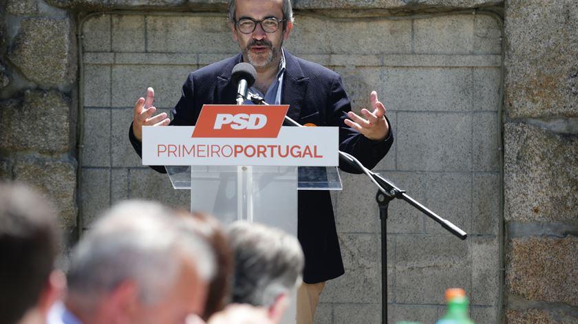 """""""Há incúria, há negligencia para com os pescadores, para com os agricultores, porque não dá votos nem fica no olho."""" Foto: Tiago Petinga/Lusa"""