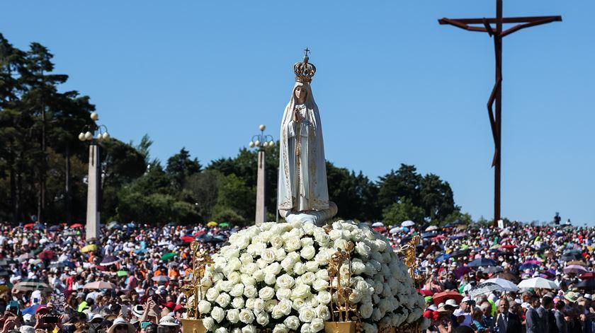 """""""Oásis espiritual"""". Fátima recebeu mais de seis milhões de peregrinos em 2019"""