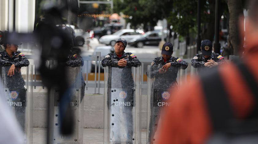 União Europeia apoia proposta dos EUA para governo de transição na Venezuela