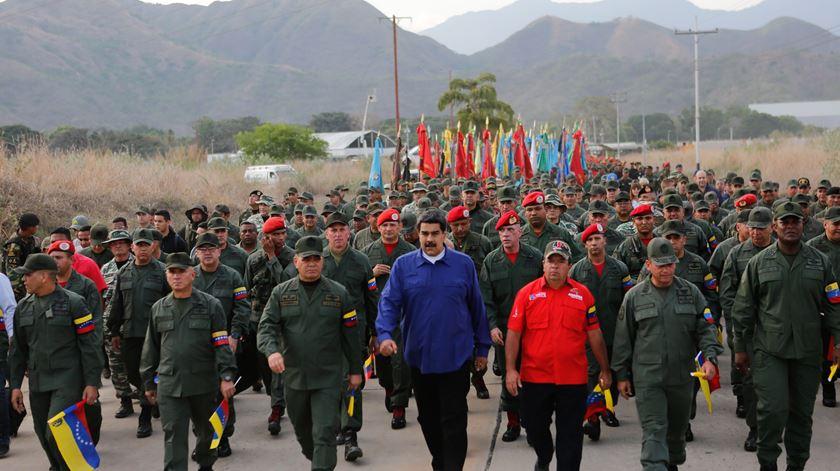 Grupo de Contacto Internacional aborda possível via para eleições antecipadas na Venezuela