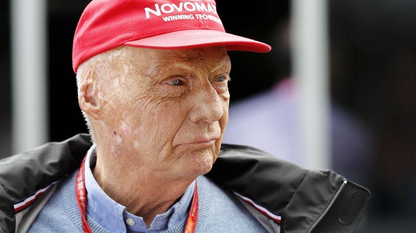 Niki Lauda, lenda da Fórmula 1 morre aos 70 anos