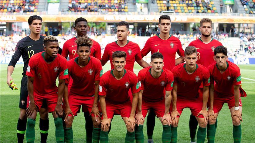 Covid-19. Cancelamento do Euro sub-19 apura Portugal para Mundial sub-20
