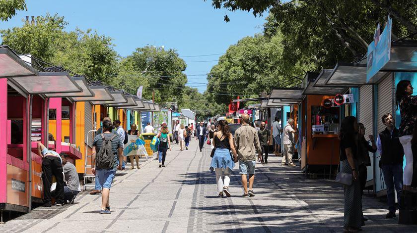 Feira do Livro de Lisboa realiza-se entre 27 de agosto e 13 de setembro