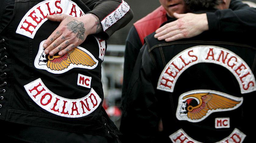 Grupo Hells Angels proibido na Holanda