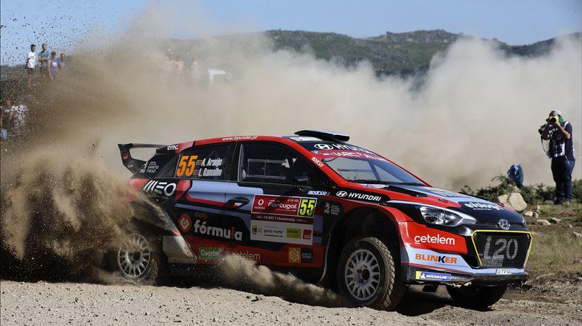 Covid-19. Competições automobilísticas em Portugal arrancam em 14 de junho