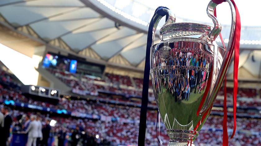 Lisboa vai receber a Champions, diz-se na Alemanha