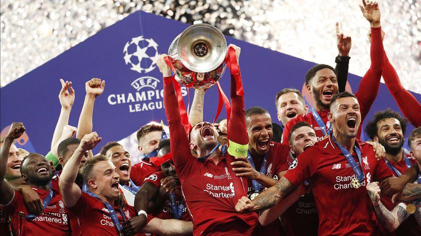 Liga dos Campeões em Lisboa com impacto económico de 50 milhões de euros