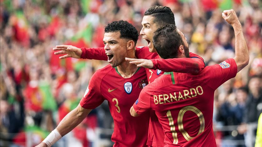 Confirmado torneio de Portugal com Bélgica, Croácia e Suíça antes do Euro 2020