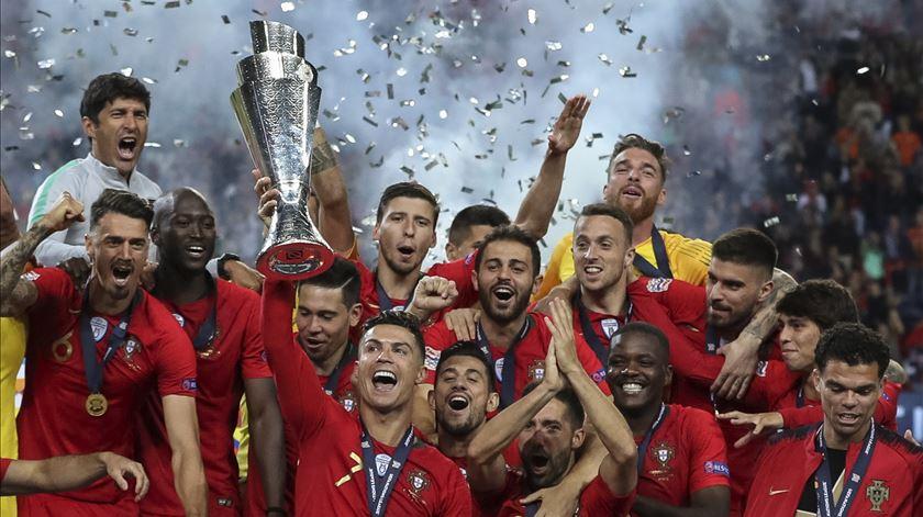 """Portugal cai uma posição no """"ranking"""" da FIFA"""